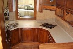 Kuchyně ve dřevě