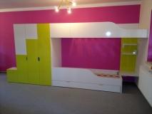 postel bílá lesk+P092 lesk 2