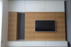 Moderní obývací stěna